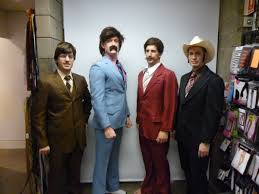 the anchorman team halloween costumes pinterest costume hire
