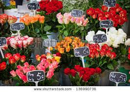 roses for sale beautiful roses sale stock photo 136990736