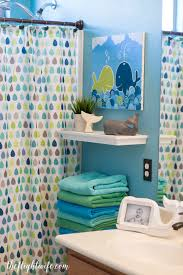 kids bathroom makeover fun and friendly whales the flight wife
