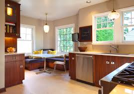 Building A Kitchen Bench - furniture corner kitchen table with bench and storage build a