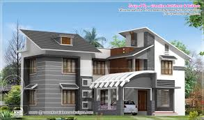 Kerala Home Design May 2015 Modern Kerala House Exterior In 2750 Sq Feet Kerala Home Design