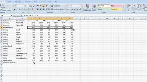 How To Set Up Spreadsheet In Excel How To Set Up A Totaling Spreadsheet In Excel Tips For Microsoft
