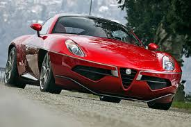 photo collection alfa romeo disco volante
