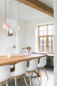 separation cuisine salon vitr馥 pretty pastel dining chairs dining chairs pendant lighting and lights