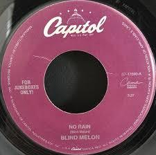Rain Blind Melon Blind Melon No Rain Tones Of Home Vinyl At Discogs