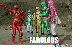 Power Ranger Meme - fabulous lvl red power ranger by mauri meme center
