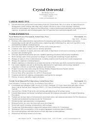 Resume Objective For Job Fair by Final Draft Resume Job Fair Copy