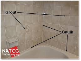 shower tiles should grout and caulk be installed in a tile shower