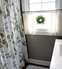 Bathroom Window Curtain Ideas with Window Treatments For Small Bathroom Windows Best 25 Bathroom