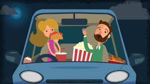 4d drive in movies u2014 this halloween youtube