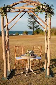 wedding arches brisbane birchwood arch gray station wedding styling hire