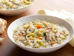 chicken noodle soup recipe florence food network