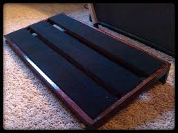 Homemade Pedal Board Design Guitar Pedal Board Under 40 6 Steps With Pictures