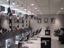cuisine free design salon beauty shop furniture with display