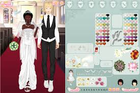 wedding dress up rinmaru mega wedding day dress up