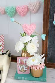 13 diy valentine u0027s day decorations easy valentines day decor ideas