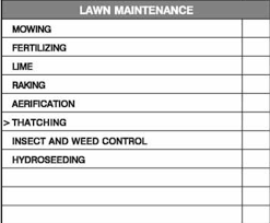 Lawn Maintenance Invoice Template by Invoice Template Landscaping Rabitah