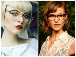 short hairstyles with glasses and bangs bangs and glasses hairstyle ideas hair world magazine