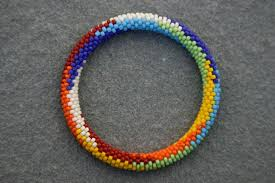 bead crochet rope bracelet images Interests bead crochet gallery jpg
