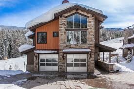 mountain home exteriors bright u0026 modern copper mountain home is a year round retreat
