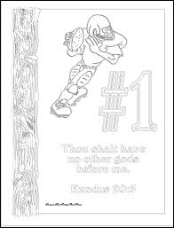 children u0027s gems in my treasure box the big ten coloring book