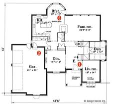 home plans designs insulated concrete forms icf house plans design basics