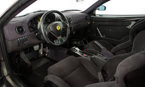 Ferrari 360 Challenge Stradale Interior Ferrari Challenge Stradale The Octane Collection