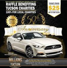 mustang 50th anniversary edition raffles of a 2015 ford mustang 50th anniversary edition and