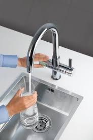 grohe blue pure water filter kitchen faucets grohe