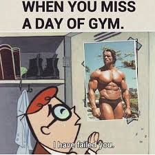 Gym Rest Day Meme - 526 do you like to exercise iván brave
