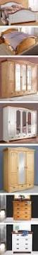 Schlafzimmer Komplett Kirschbaum Doppelbett Bett Mit Schubladen Kiefer Massiv Weiß Kirschbaum