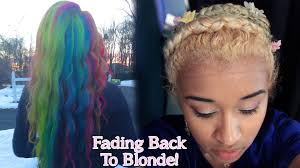 what demi permanent hair color is good for african american hair how to get back to blonde hair after dying it with semi or demi