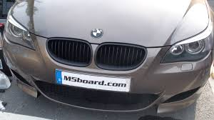 bmw grill blacked out grill bmw m5 forum and m6 forums