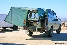 Van Rear Door Awning Safari Pacific Mx5 Rear Door U0026 Tarp Awning