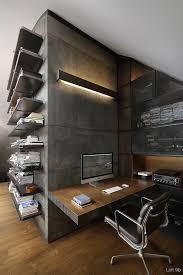 an architect u0027s attic apartment with custom furniture