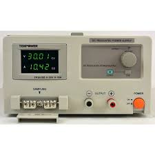 Dc Bench Power Supplies - tekpower tp3010d dc adjustable linear power supply 30v at 10a lab