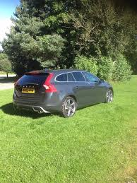 volvo v60 edrive r design 1 6d 2012 manual in inverurie