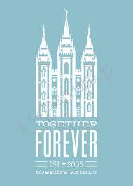 wedding quotes pdf lds temple print together forever printable pdf file