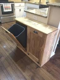 kitchen trash can ideas kitchen trash can ideas best kitchen recycling bins ideas on