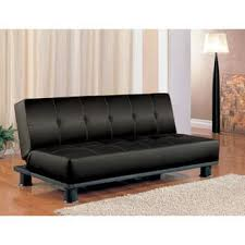 faux leather sleeper sofa living room furniture shop the best