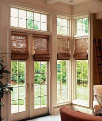 Inexpensive Window Treatments For Sliding Glass Doors - window covering options treatment for french doors danmer custom 9