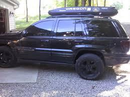 blackoverland 2003 jeep grand cherokeeoverland sport utility 4d