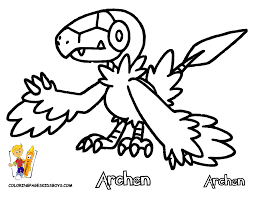 pokemon black and white coloring pages legendary free coloring