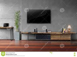 media room with a stereo royalty free stock photography image
