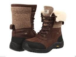 womens leather hiking boots australia ugg australia adirondack boot ii 1008465 stout leather 100