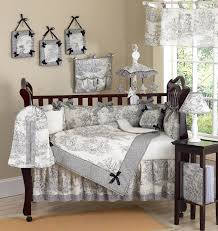 Penguin Comforter Sets Black U0026 White Bedding Frilly To Mod Room For Young Ones