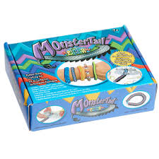 rainbow loom monster tail bracelet kit