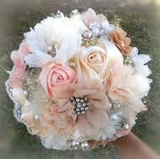 best 25 fabric flower bouquets ideas on pinterest what color is