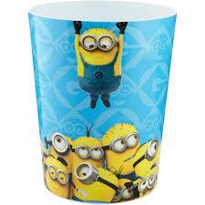universal u0027s minions waste basket walmart com