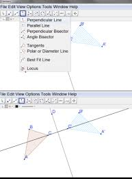 geometry software for reflections ck 12 foundation